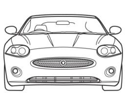 mod jaguar xk5