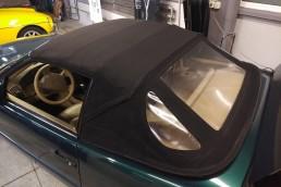 Mercedes R129 regeneracja hydrauliki dachu 2
