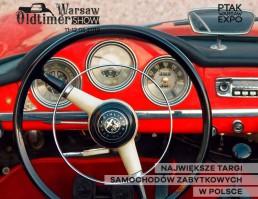 targi z Classic Group Warsaw Oldtimer Show 2 2