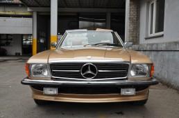 Mercedes 380 SL 1983