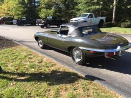 Jaguar e type XKE 1970 4
